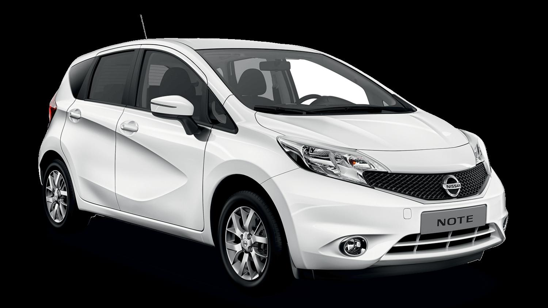 Classe D - Nissan Note_Noleggio_Olbia