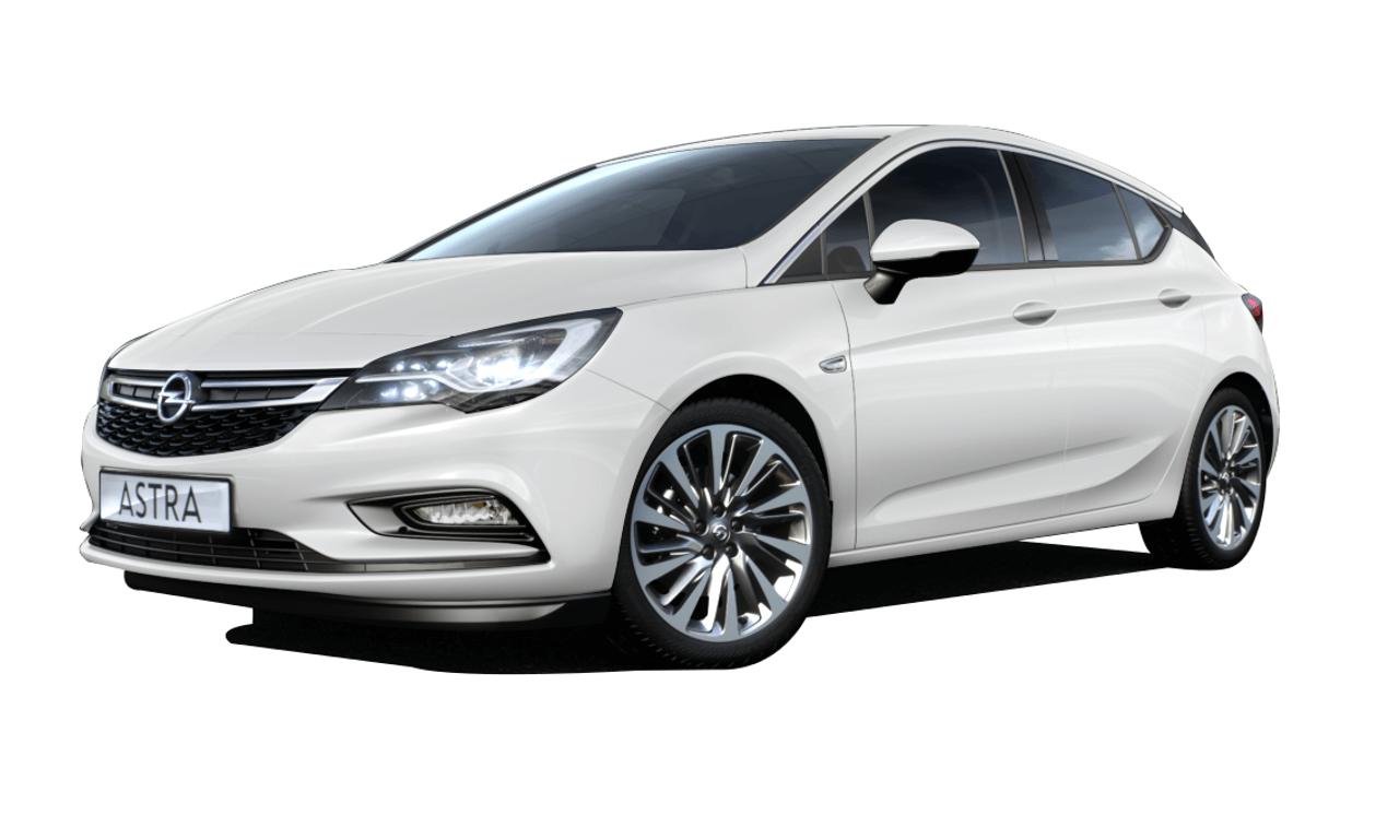 Classe F - Opel Astra_Noleggio_Olbia